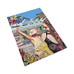 5x7 2018 Poster Notebook