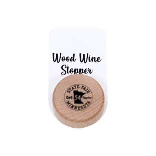 Wooden Wine Stopper