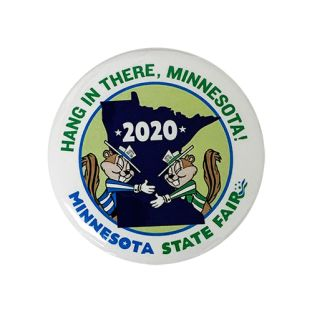 2020 Hang In There Button