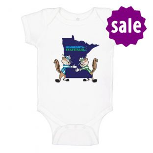 Signature Infant Hugging State 2020 Onesie