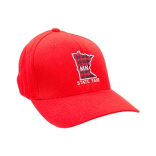 State of Minnesota Stretch Fit Hat