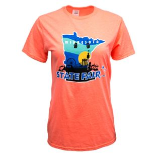 West Coast State Soft T-Shirt