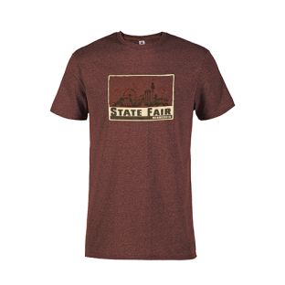 Fairscape Pepper Heather T-Shirt