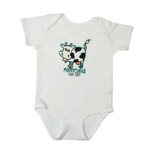 Cowbell Infant Onesie