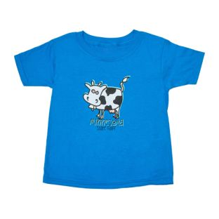 Cowbell Toddler Short Sleeved T-Shirt