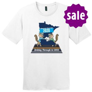 MP Driving Through to 2021 T-Shirt