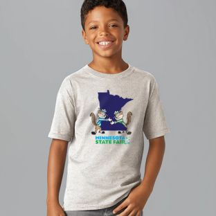 Signature Youth Hugging State 2020 T-Shirt