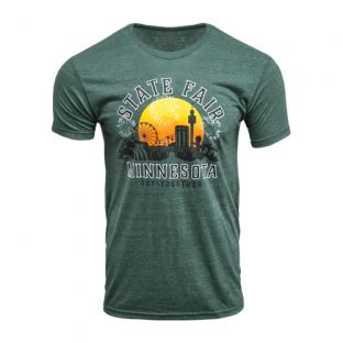 Signature Minnesota State Fair Razor Light T-Shirt