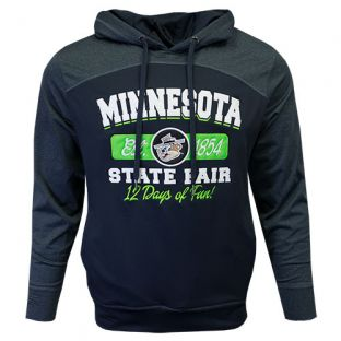 Signature The Ticket Polar Hooded Sweatshirt