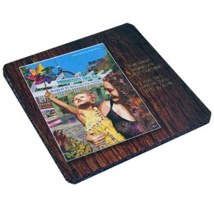 Xpres 2018 Commemorative Poster Art Coaster