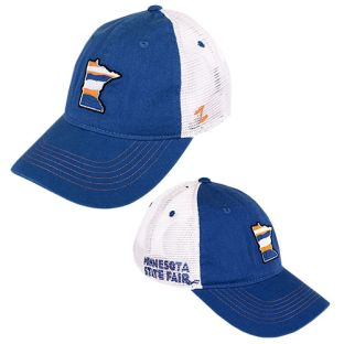 Zephyr Countour State Adjustable Hat